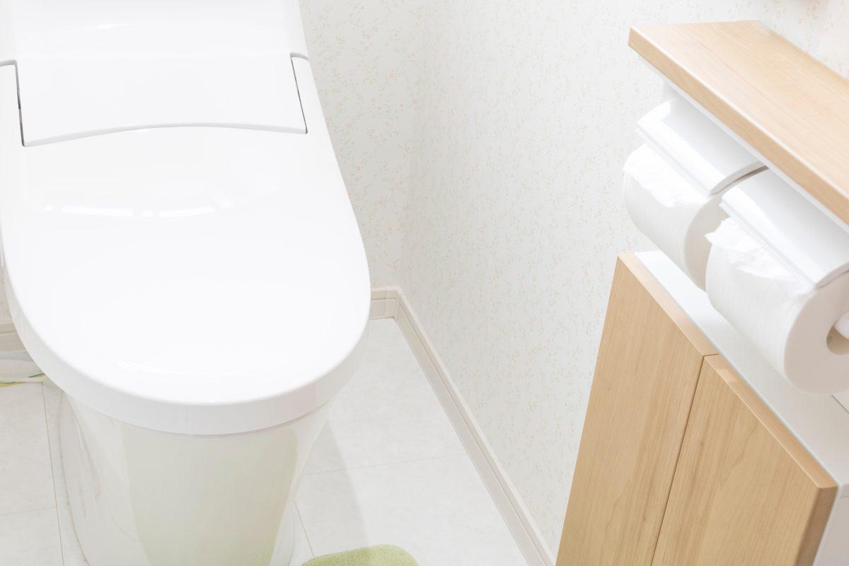 トイレの水周りリメイクコーティング