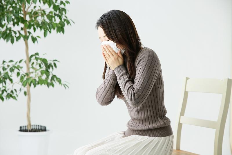 アレルギー対策にもハウスクリーニングがおすすめ!自宅のアレルギー症状とは