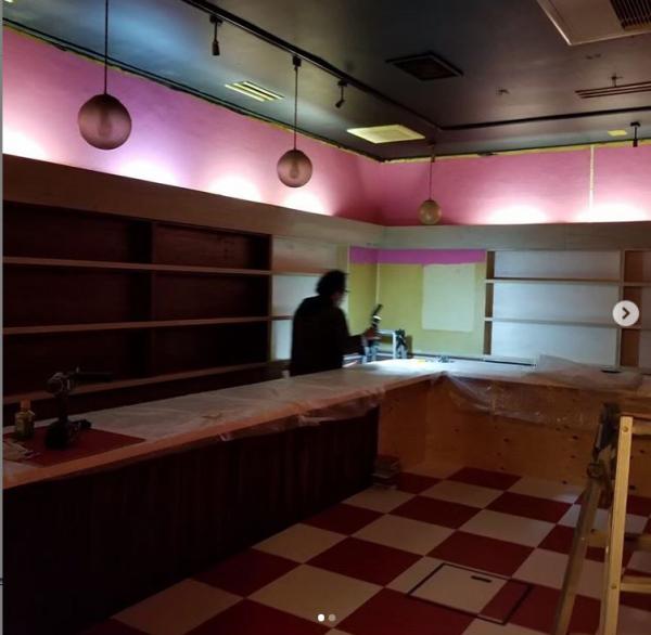 渋谷区新規店舗オープンにつき、ご依頼いただきました。