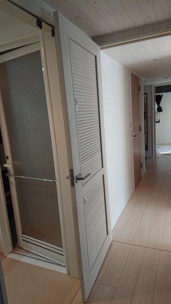 葛飾区のマンション内装工事させていただきました。