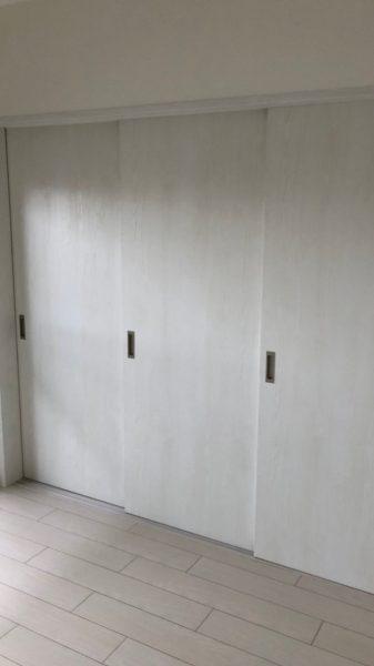 千葉市マンション内装工事と水廻り工事をさせていただきました。
