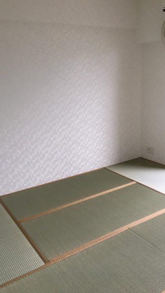 千葉市マンションの内装工事させていただきました。