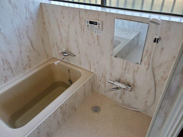 木更津市の戸建の浴室リニューアル工事をさせていただきました。