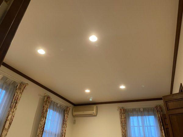 佐倉市戸建 洋室の壁床工事をさせていただきました。