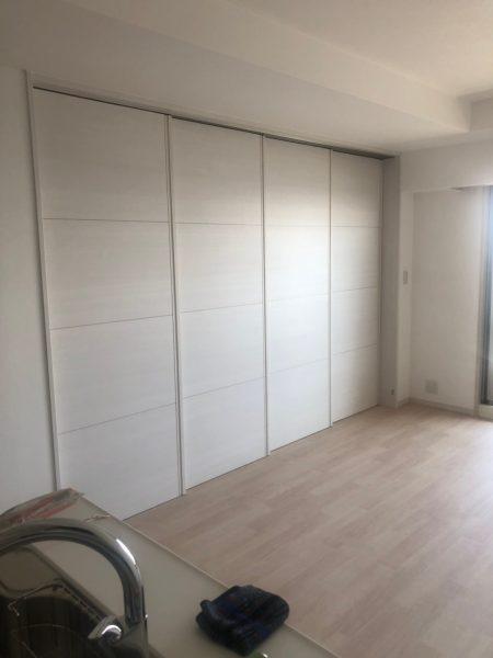 千葉市美浜区のマンションでフルリフォームさせていただきました。