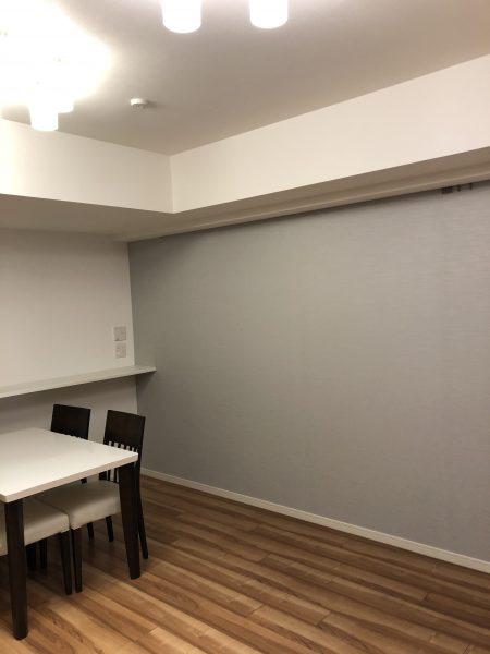 千葉市稲毛区のマンションのクロス・クッションフロアの工事をさせていただきました。